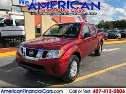 Buy Here Pay Here 2015 Nissan Frontier For Sale In Orlando, FL 32839 ...