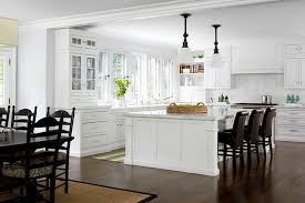 new york kitchen bar cabinet traditional with lighting