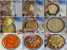 Cook With Priyanka Cheese Burst Pizza Dominos Style