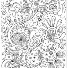 FREE COLORING PAGES TO DOWNLOAD PRINT COLOR
