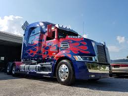 Optimus Is Here - World's 1st T4 Optimus Prime Truck Replica!