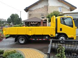 ISUZU NPR P60 3,5T Flatbed Trucks For Sale, Drop Side Truck, Flatbed ...