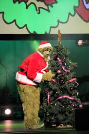 The Grinch Christmas Tree by How The Grinch Stole Christmas Play The Sewing Rabbit
