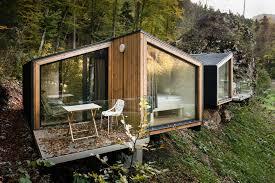 une maison préfabriquée écologique en bois la mini maison