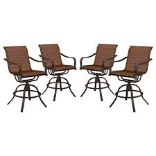 Kmart Jaclyn Smith Patio Furniture by Jaclyn Smith Marion 4 High Dining Chairs Limited Availability
