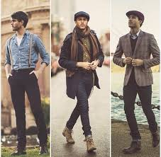 20s Inspired Mens Fashion Lacking All Those Sweaters But Still A Good Modern Twist