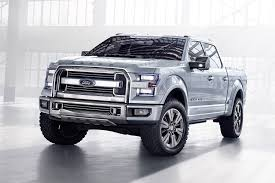 100 Aluminum Ford Truck S Aluminum F150 About To Bow In Detroit