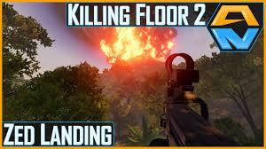 Killing Floor Fleshpound Hitbox by Killing Floor 2 Castaway Zombies New Zed Landing Map Youtube
