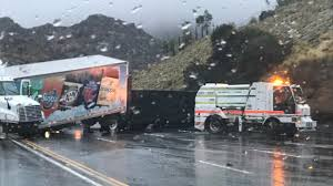 100 Truck Accident Today 118 Freeways WB Lanes Reopen After Semitruck Hauling Beverages