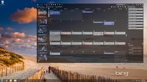 organisateur de bureau windows 7 le meilleur agenda windows calendrier tâches notes et contacts