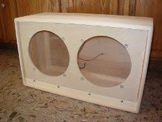 Empty 1x10 Guitar Cabinet by Guitar Speaker Cabinet Blueprints Diy Guitar Cabinet Ideas