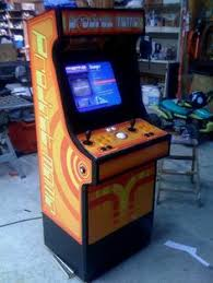 Arcade Cabinet Plans 32 Lcd by Slim Mame Arcade Cabinet Must Build This One Day Mame