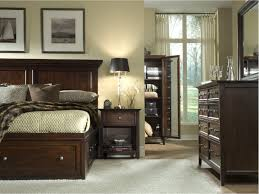 Spencer Storage Bed Bedroom Suite by Thomas Cole