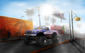 Grand Theft Auto: San Andreas Wallpapers - Wallpaper Cave Hilarious Gta San Andreas Cheats Jetpack Girl Magnet More Bmw M5 E34 Monster Truck For Gta San Andreas Back View Car Bmwcase Gmc For 1974 Dodge Monaco Fixed Vanilla Vehicles Gtaforums Sa Wiki Fandom Powered By Wikia Amc Pacer Replacement Of Monsterdff In 53 File Walkthrough Mission 67 Interdiction Hd 5 Bravado Gauntlet