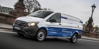 100 Family Truck And Vans Amazon Is Buying A Fleet Of Allelectric Vans From MercedesBenz