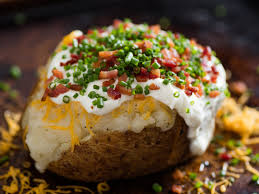 A Fully Loaded Guide To The Ultimate Baked Potato | Serious Eats Mashed Potato Bar Vessels Food And Display Ideas Pinterest Baked Potato Bar Recipe Mashed Toppings Wedding Tbrbinfo Best 25 Toppings On Crock Pot Picmonkey Image 31 Recipes Misc Foodie Stuff Chili Cookoff Party Bubbly Design Co A Fully Loaded Guide To The Ultimate Serious Eats For Ideas On Stuffed Sweet Potatoes Are Like Sweet Potatoes Only Better Easy Favorite Moneywise Moms Tropical Diy Shower The Bajan Texan