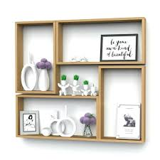 Wall Display Shelves Stores Rack Set Walls Amount Props Decorative Cabinet Bracket Racks