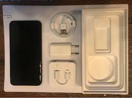 Iphone 7Plus 256GB Black all packaging still original  off