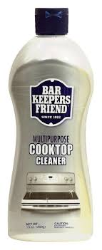 Bar Keepers Friend Cooktop Cleaner 369ml Bottle