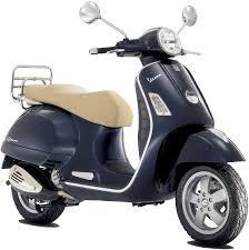 Scooter Vespa Transparent PNG