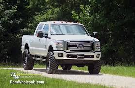 Lifted Trucks For Sale In Louisiana | Used Cars | Don's Automotive ...