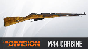 100 M44.com The Division Weapon Guide M44 Carbine Statistics Variants And