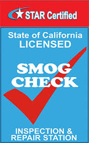 Brake And Lamp Inspection Test by Smog Inspection At California Star Certified Smog Check Test And