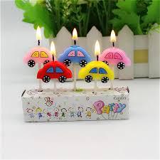 cake candles für kuchen dekoration kerze 5pcs geburtstag auto kerzen buy kuchen kerzen kuchen kerzen dekoration auto kerzen product on