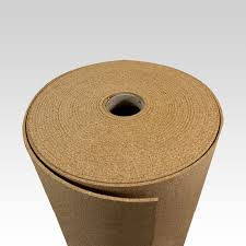 48 x 100 cork roll 1 4 thick length roll of safe cork