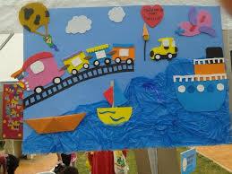 The Best Transportation Crafts Ideas Preschool On Back Hoe Tractor Cr