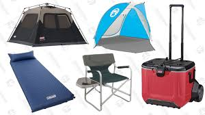 Amazon Is Ready For Camping Season With This One-Day Coleman Sale Amazoncom Coleman Outpost Breeze Portable Folding Deck Chair With Camping High Back Seat Garden Festivals Beach Lweight Green Khakigreen Amazon Is Ready For Season With This Oneday Sale Coleman Chair Flat Fold Steel Deck Chairs Chair Table Light Discount Top 23 Inspirational Steel Fernando Rees Outdoor Simple Kgpin Campfire Mini Plastic Wooden Fabric Metal Shop 000293 Coleman Deck Wtable Free Find More Side Table For Sale At Up To 90 Off Lovely