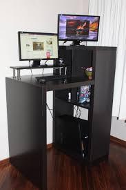 Monitor Shelf For Desk by Laptop Desk Ikea Zamp Co