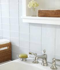 white mosaic backsplash tile white mosaic tile modern kitchen