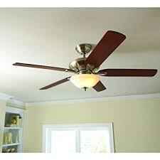 hton bay flowe 52 in mediterranean bronze ceiling fan by