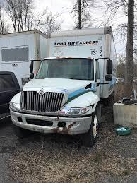 100 24 Foot Box Trucks For Sale 2004 International Straight Truck 8500 United