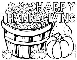 Thanksgiving Coloring Pages Printable 21539