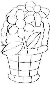coloriage pot fleurs coloriage fleur dessin bouquet dans un vase