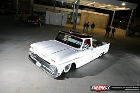 100 Classic Industries Chevy Truck Slammed Pickup SuperFly Autos