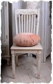 shabby chic stuhl weiss cottage stuhl frankreich nostalgie