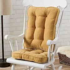 100 Rocking Chair Cushions Sets Inspirations Amazoncom Greendale Home Fashions Standard Cushion