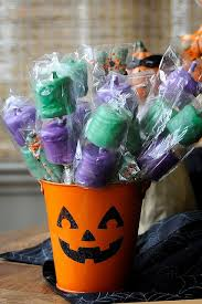 Halloween Pretzel Rod Treats by 127 Best Pretzel Rods Images On Pinterest Chocolate Covered