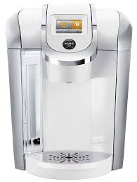 White Top 5 Best Keurig 2 0 Coffee Makers 2018 Heavy Com