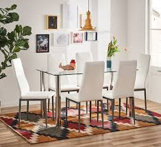Zoe 6 Seater Dining Table