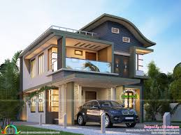 100 How Much Does It Cost To Build A Contemporary House 40 Lakhs Cost Estimated Contemporary Modern House Kerala Home