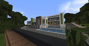 maison de luxe minecraft visite d une maison moderne fr minecraft 4 par craftdark