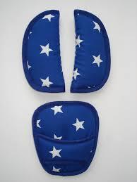 siege auto maxi cosi bébé bleu bretelle et entrejambe couverture pour maxi cosi