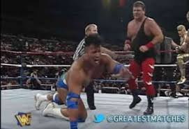 Wwe Curtain Call 1996 by The Rock Wasn U0027t U0027the Rock U0027 During His 1996 Wwe Debut
