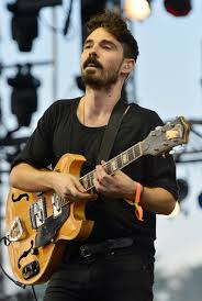 Ceilings Local Natives Guitar by Sasquatch Portraits Taylor Rice Of Local Natives Rice Piano