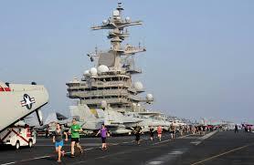 100 Aircraft Carrier Interior Photos Life Aboard The USS George HW Bush