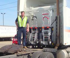 Willow Run Foods Fleet Manager Robert McKay With HTS Systems' HTS ... Hand Trucks R Us Rwm Sr Alinum Convertible Truck Item Keystone And Trailer Install Hts Systems Hts10t Mircocable Sydney Trolleys At85 Folding Treyscollapsible Straight Loop Vertical Grip At 52 W 10 No Flat Wheels Best 2017 Maryland Keep On Trucking Liberator Shopping Trolley Vat Exempt Nrs Healthcare Bp Manufacturings Hand Truck Locked Safely Aboard Hino Equipped With Tilt Mount Ford E2250 Commercial Cargo Delivery Van Hts20s